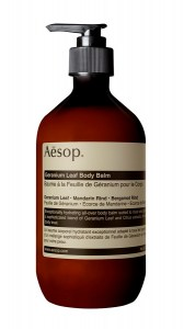 AESOP BODY GERANIUM BALM 500mL C
