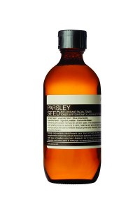 AESOP SKIN PARSLEY SEED ANTI-OXIDANT FACIAL TONER 200mL C